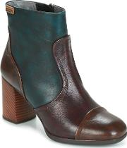 Pikolinos , Aragon W2n Women's Low Ankle Boots In Brown