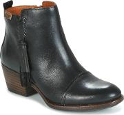Pikolinos , Baqueira W9m Women's Low Ankle Boots In Black