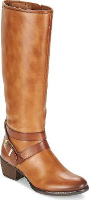 Pikolinos , Hamilton Wee Women's High Boots In Brown