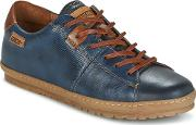 Pikolinos , Lagos 902 Women's Shoes (trainers) In Blue