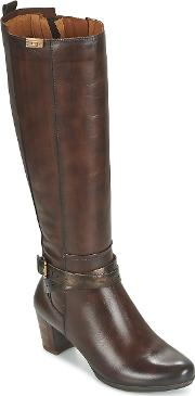 Pikolinos , Segovia W1j Women's High Boots In Brown