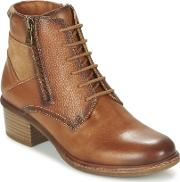 Pikolinos , Zaragoza W9h Women's Low Ankle Boots In Brown