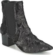 Ras , Anahi Women's Mid Boots In Black