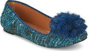 Ras , Tais Women's Shoes (pumps  Ballerinas) In Blue