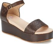 Ras , Viloletta Women's Sandals In Brown