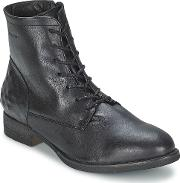 Redskins , Sotto Women's Mid Boots In Black