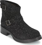 Redskins , Yalo Women's Mid Boots In Black