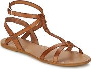 So Size , Bealo Women's Sandals In Brown