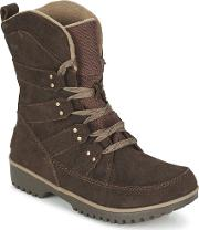 Sorel , Meadow Lace Women's Mid Boots In Brown