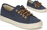 Sperry Topsider , Sperry Top-sider Seacoast Women's Shoes (trainers) In Blue