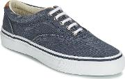 Sperry Topsider , Sperry Top-sider Striper Cvo Men's Shoes (trainers) In Blue