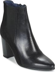 Spiral , Gala-7.1 Women's Low Ankle Boots In Black