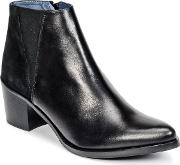 Spiral , Rosa-2.1 Women's Low Ankle Boots In Black