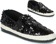 Spiral , Virginia Women's Espadrilles  Casual Shoes In Black