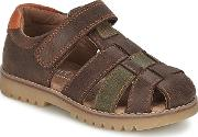Start Rite , Climb Boys's Sandals In Brown