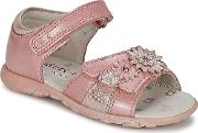 Start Rite , Clover Girls's Sandals In Pink