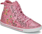 Start Rite , Frangipani Girls's Shoes (high-top Trainers) In Pink