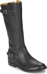 Start Rite , Gallop Girls's High Boots In Black