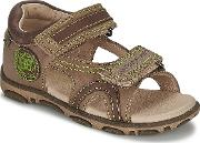 Start Rite , Jump Boys's Sandals In Brown