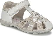 Start Rite , Primrose Girls's Sandals In White