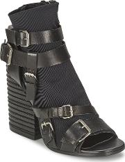 Strategia , Bugnara Women's Low Ankle Boots In Black
