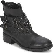 Strategia , Douli Women's Mid Boots In Black