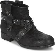 Strategia , Lumese Women's Mid Boots In Black