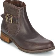 Timberland , Ek Bethel Ankle Boot Women's Mid Boots In Brown