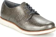 Timberland , Lakeville Ox Women's Casual Shoes In Silver