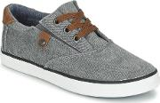 Tom Tailor , Rinoula Boys's Shoes (trainers) In Grey