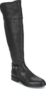 Tommy Hilfiger , Holly 6a Women's High Boots In Black