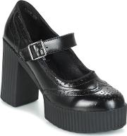 Tuk , Casbah Queen Women's Court Shoes In Black