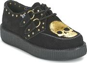 Tuk , Mondo Lo Women's Casual Shoes In Black