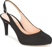 Unisa , Nucleo Women's Court Shoes In Black