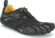 Vibram Fivefingers , Spyridon Men's Running Trainers In Black