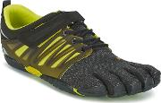 Vibram Fivefingers , V-train Men's Running Trainers In Black