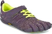 Vibram Fivefingers , V-train Women's Running Trainers In Purple
