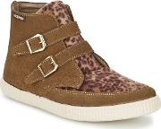 Victoria , 16706 Women's Shoes (high-top Trainers) In Brown