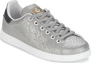 Victoria , Deportivo Basket Tejido Fant Women's Shoes (trainers) In Silver