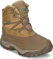 Hitec , Hi-tec Snow Peak 200 Wp Women's Women's Snow Boots In Brown