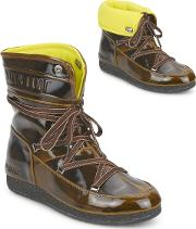 Moon Boot , Mb 3rd Avenue Women's Snow Boots In Brown