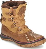 Pajar , Iceland Women's Snow Boots In Brown