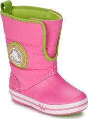 Crocs , Lights Gust Boot Ps Girls's Snow Boots In Purple