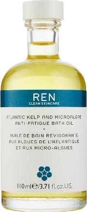 Ren , Atlantic Kelp & Microalgae Anti Fatigue Bath Oil