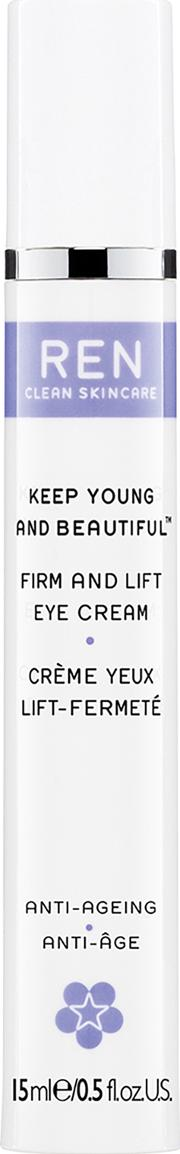 Ren , Keep Young And Beautiful Firm & Lift Eye Cream