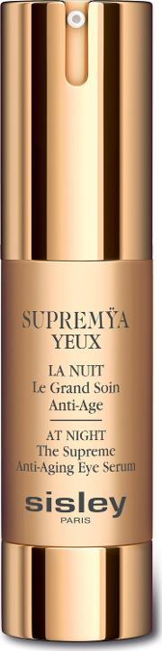 Sisley , Supremya Yeux La Nuit The Supreme Anti Aging Eye Serum