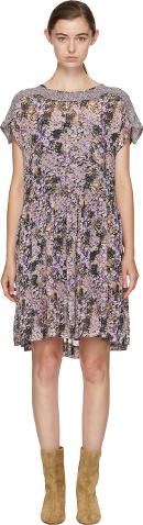 Purple Jalesia Dress