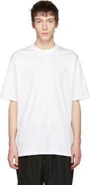 Song For The Mute , White Beau Oversized T Shirt