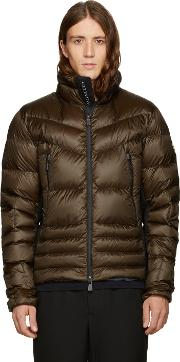 Moncler Grenoble , Green Down Canmore Jacket