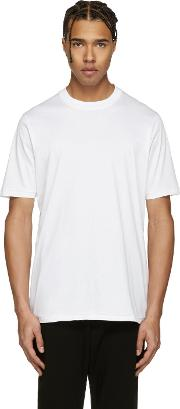 Song For The Mute , White Slim T Shirt